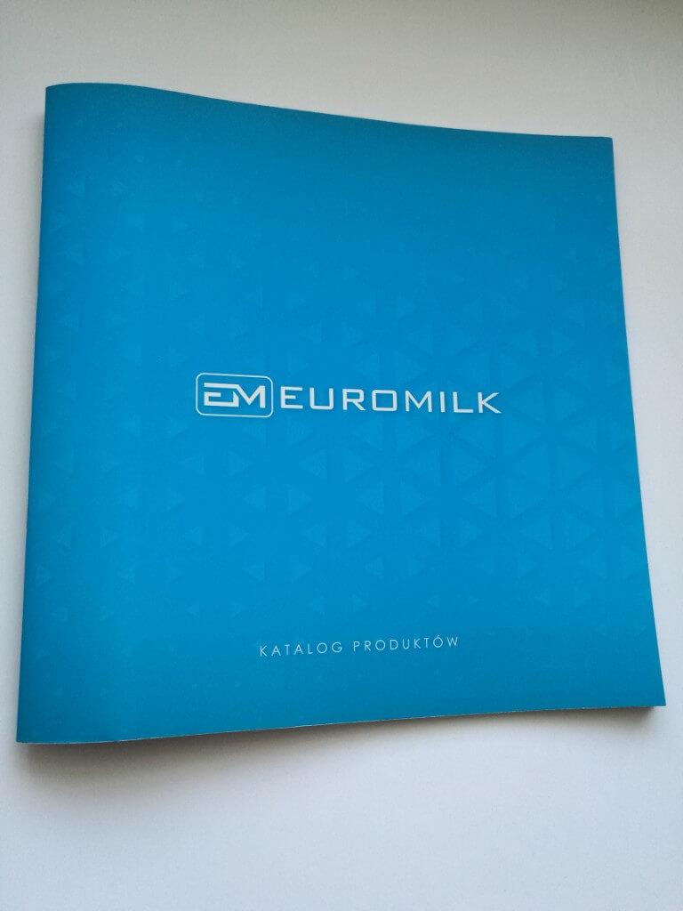 Niebieska broszura